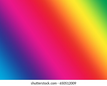Light Multicolor Background with Gradient