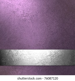 Purple and Silver Background Images, Stock Photos ...