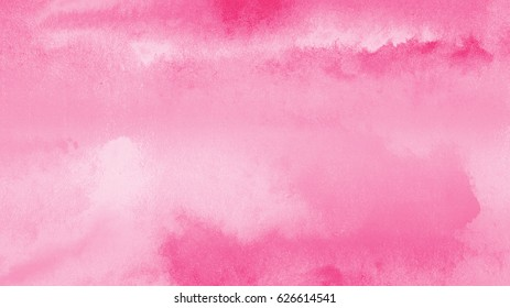 Light pink abstract watercolor background with paper texture.
