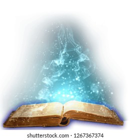 The light of the Qur'an background design