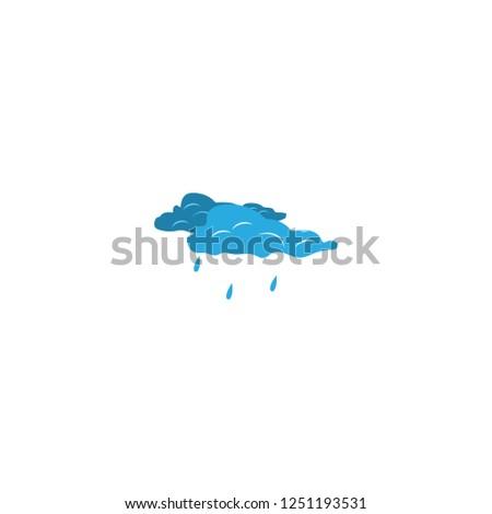 Light rain Weather icon