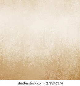 light tan brown background paper texture and grunge border