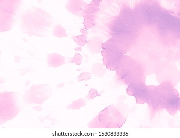 Lilac Tie Dye Fabric Piece. Rose Blurred Nude Color. Pink Blush Powder Color. Purple Bohemian Hand Dye. Lavender Tie Dye Watercolor Art. Mauve Make Up Powder Color.