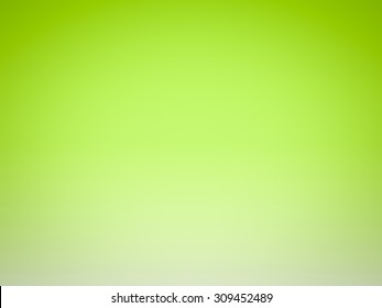 Lime green gradient background