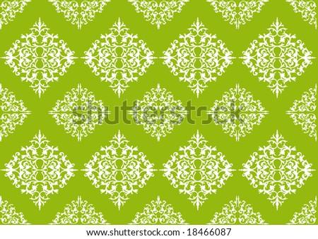 Limegreen Swatch Or Wallpaper