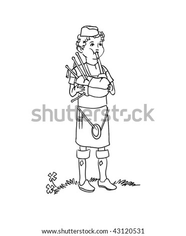 Line Art Collection Search Word Nikos Stock Illustration 43120531
