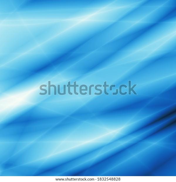 Line technology blue art website backdrop design