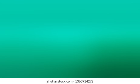 Linear gradient with Blue, Green color. Chaos of color and hue. Background with colorful shades. Blank page template for a website or presentation.