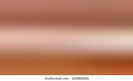 Linear gradient with Brown, Beige color. Classic and contemporary blurred background with smooth color degradation. Template for canvas or card.