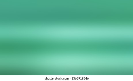 Linear gradient with Green, Medium Green color. Gaussian drawing as a work of art. Blurred backdrop with smooth color degradation. Wallpaper on the desktop screen.