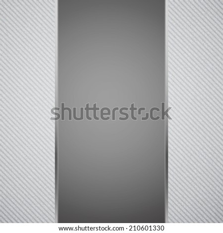 Linen Paper Card Business Card Template Stock Illustration 210601330