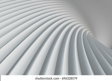lines. abstract background. 3d render