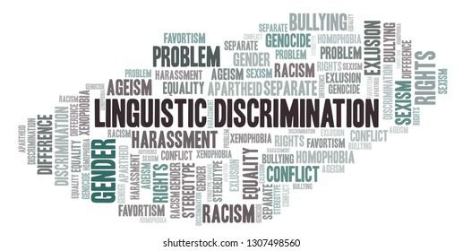 Linguistic Discrimination Imag...