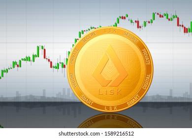 Lisk crypto currency; lisk LSK coin