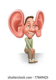 I am listening to you