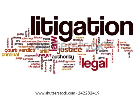 litigation word cloud concept legal lawのイラスト素材 242282419