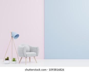 Living Room Photoframe Mockup