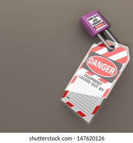 Lockout Tagout #2. Safety Measures used to secure equipment while under repair, inspection or out of service