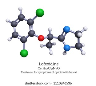 Lofexidine mitigates the symptoms of opioid withdrawal, although lofexidine is an adrenergic receptor agonist, not an opioid. Lofexidine is usually administered in combination with with naloxone.