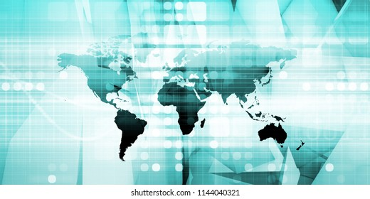 Logistics Company with International Software Solutions Abstract