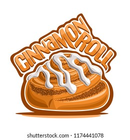 ceda24b2452e Logo for danish Cinnamon Roll