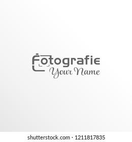 the logo for fotograf