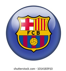 barcelona soccer logo images stock photos vectors shutterstock https www shutterstock com image illustration london england october 24 2012 fc 1014183910