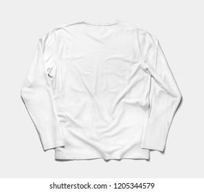 Long Sleeve T-Shirt back view