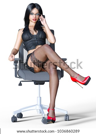 That would Sexy office stockings