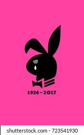LOS ANGELES, USA, 28 September 2017 - The world mourns the death of Hugh Hefner.