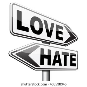 love hate emotions and connections intense feelings of affection sign