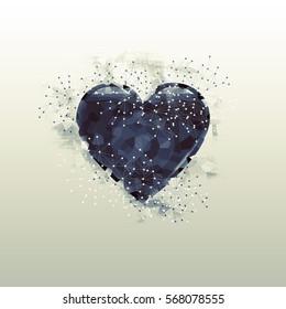 Love Heart - Valentines Background
