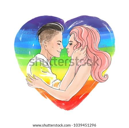 butterfly-kiss-lesbian