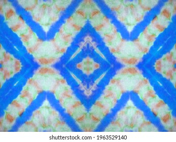 Luminescent Repeating color. Papirus Folk Design. Tie Dye wallpaper. Saturated Motif on Gray color. Japanese Awesome Psychedelic Aquarelle paint.