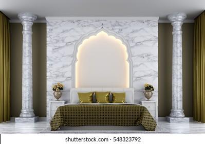 Indian Style Bedroom Images Stock Photos Vectors Shutterstock