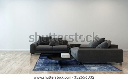 Swell Royalty Free Stock Illustration Of Luxury Home Interior Squirreltailoven Fun Painted Chair Ideas Images Squirreltailovenorg