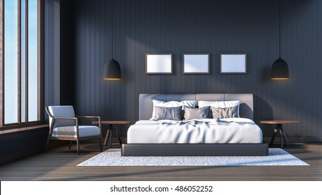 40d Bedroom Images Stock Photos Vectors Shutterstock Enchanting 3D Bedroom Design