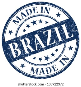 made in brazil stamp