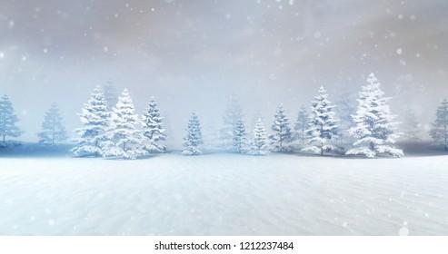 Imágenes Fotos De Stock Y Vectores Sobre Winter Landscape