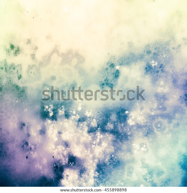 Magical Fairy Background Atmosphere Good Fairy Stock Illustration