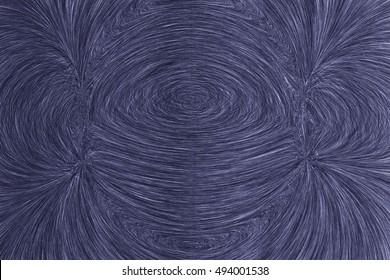 magnetic field motion curve blur.