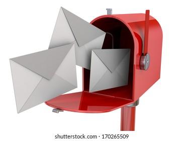 Mailbox - 3D