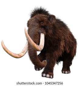 mamut 3d illustration