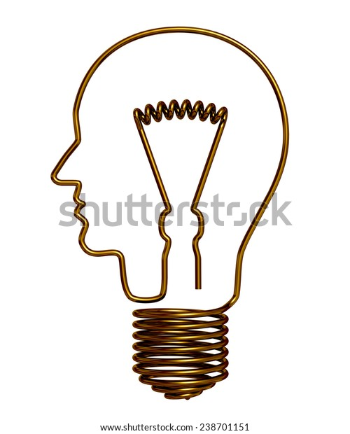 Man Electricity 3d Model Stock Illustration 238701151