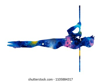 pole dance logo images stock photos  vectors  shutterstock
