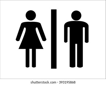 Man and Woman Icon JPEG. Man and Woman Icon Art. Man and Woman Icon Image.