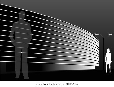 Film noir office stock illustrations images & vectors shutterstock
