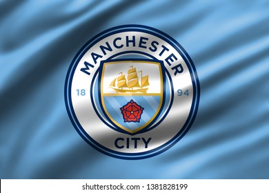 Manchester City Logo Images Stock Photos Vectors Shutterstock