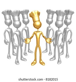 Too Many Cooks In The Kitchen Images Stock Photos Vectors