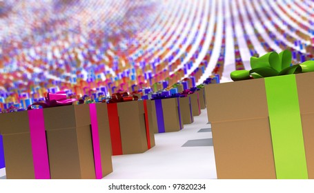 many gifts